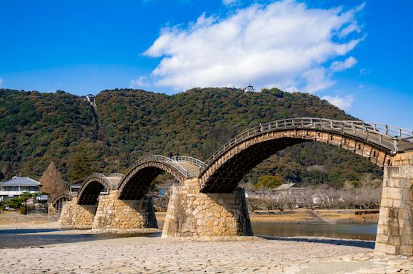 錦帯橋(山口県)
