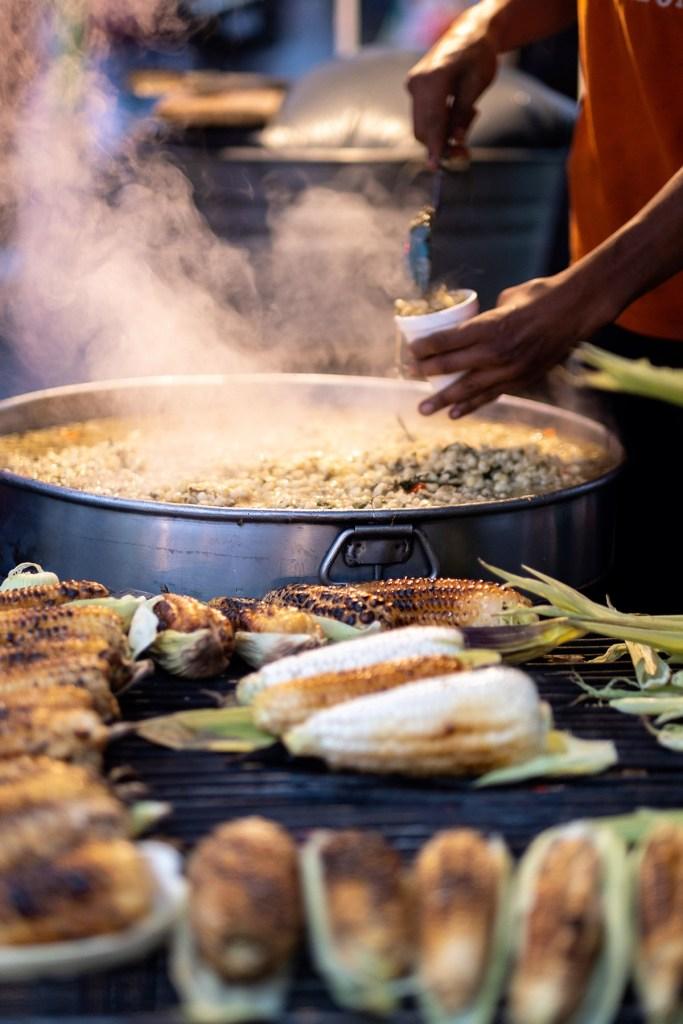 Mexico, street food