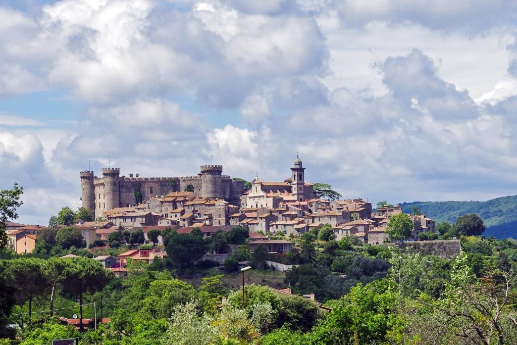 Città da vedere nel Lazio: Bracciano