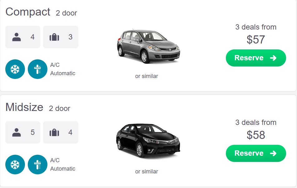 Car Rental Compare >> Car Rentals Under 25 How To Get A Cheap Rental Skyscanner