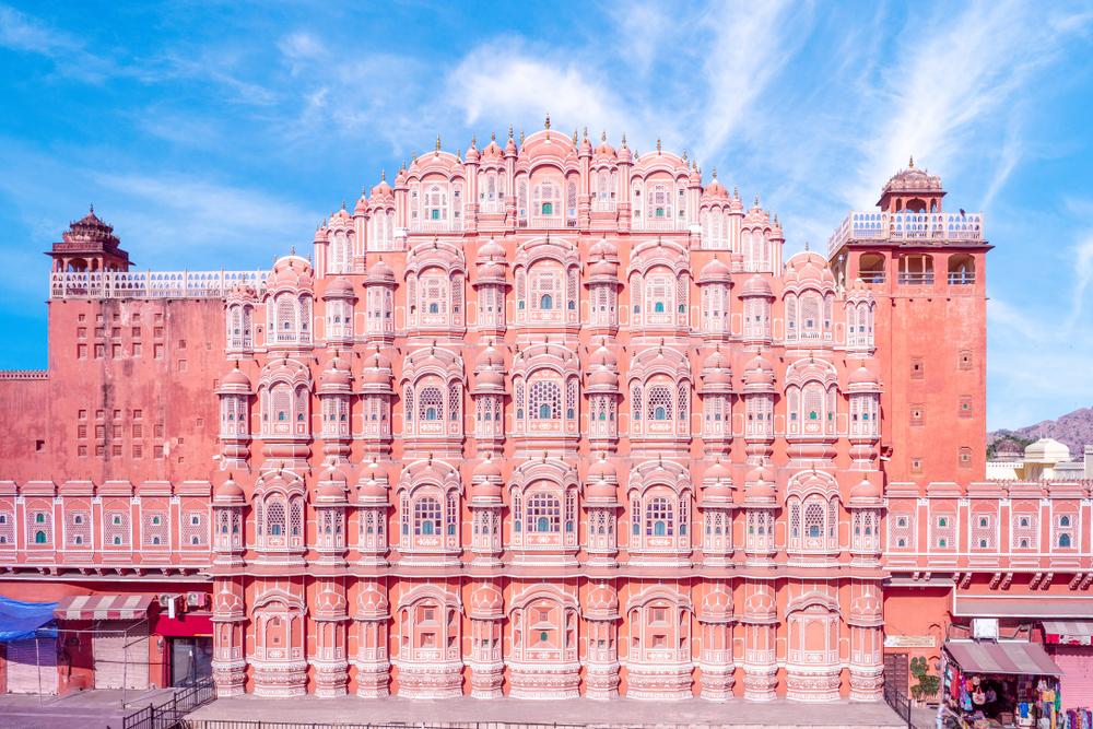インド ハワー・マハル
