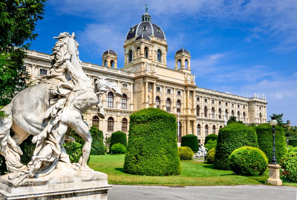 世界遺産の芸術の都ウィーン ウィーン美術史博物館