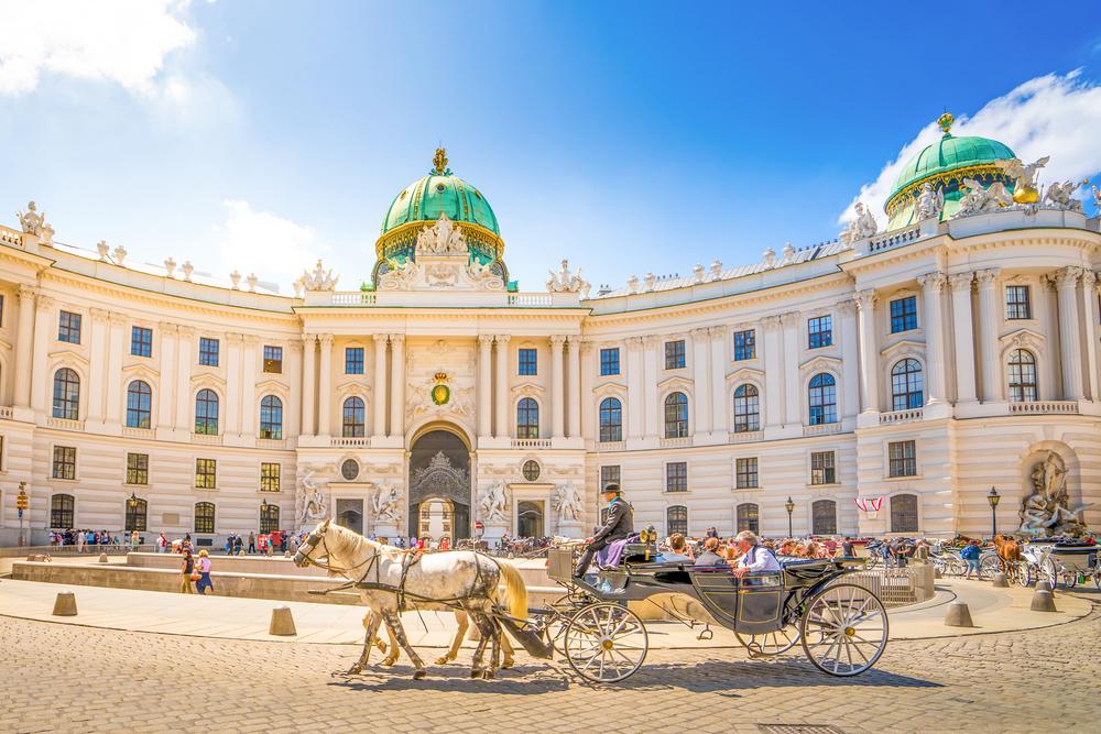 世界遺産の芸術の都ウィーン