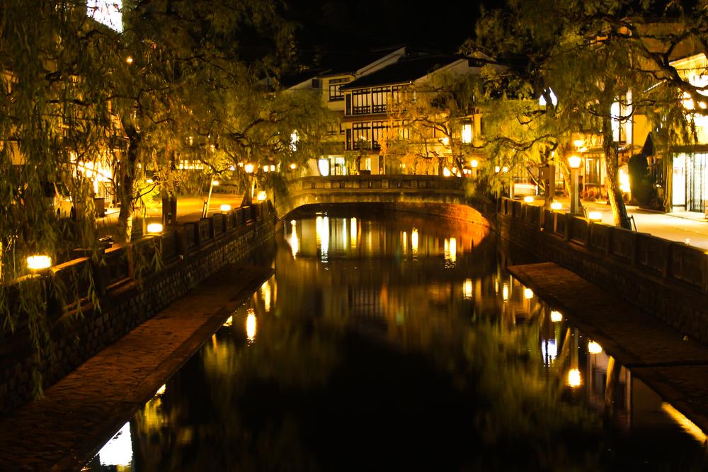 兵庫 城崎温泉