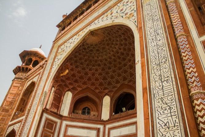 Tac Mahal hindistan