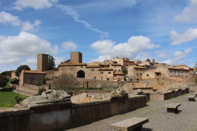 Le 15 Città da vedere nel Lazio: Tuscania