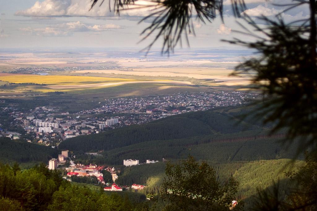 Бальнеологический курорт Белокуриха на Алтае