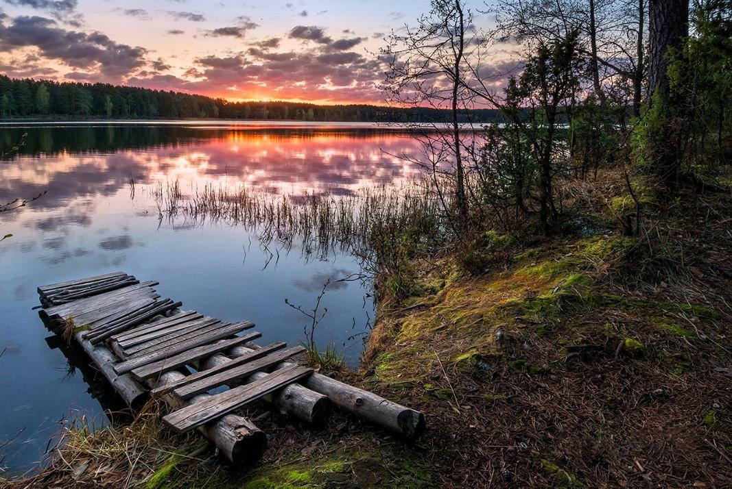 Куда поехать летом в России: Селигер
