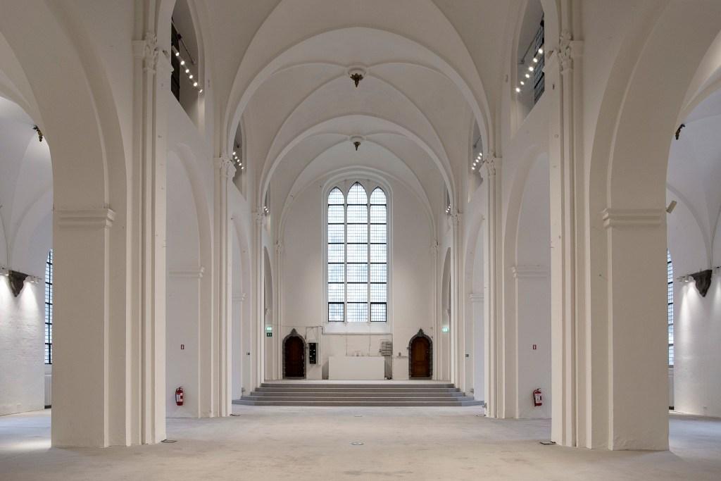 コペンハーゲン ニコライ・クンストホール(Kunsthallen Nukolaj)