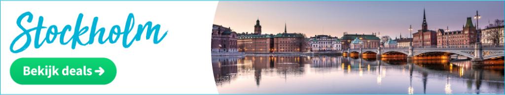 weekendje weg stockholm