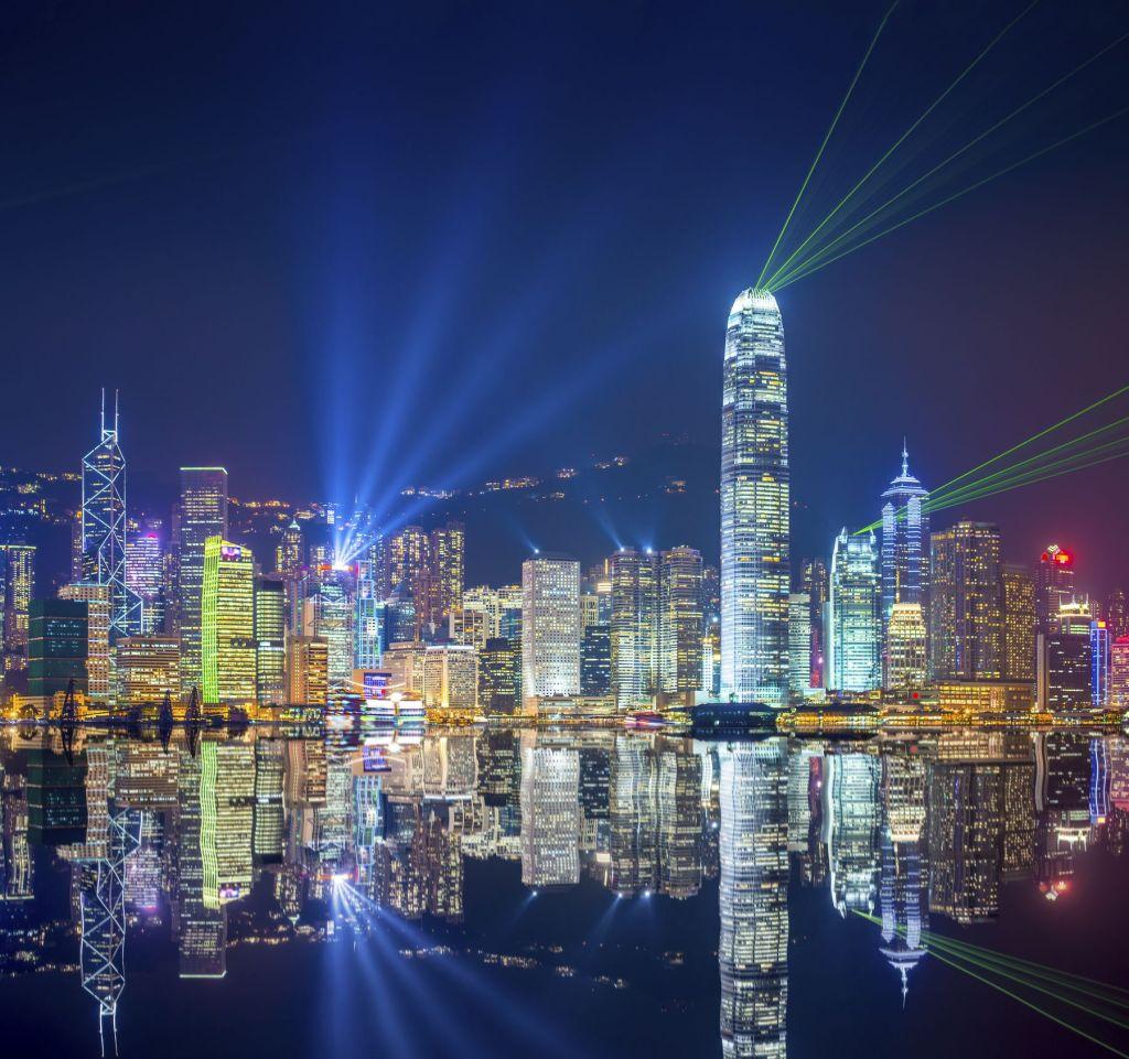 香港 シンフォニー・オブ・ライツ