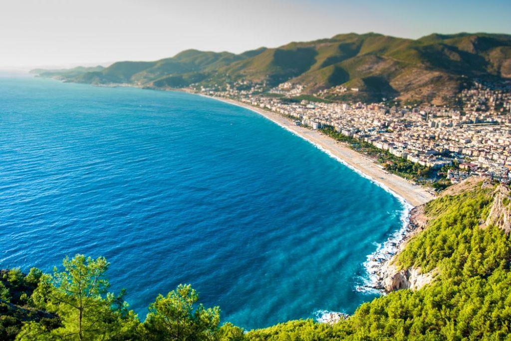 Чтобы отдохнуть на турецких пляжах, даже виза не нужна