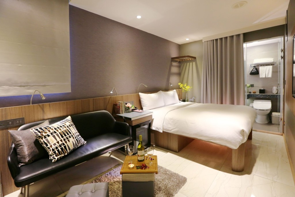 立即预订台北酒店