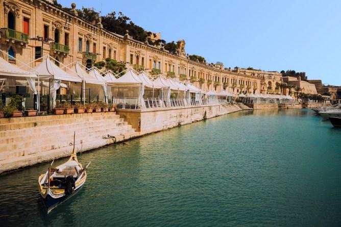 Valletta waterfront. image credit: Visit Malta
