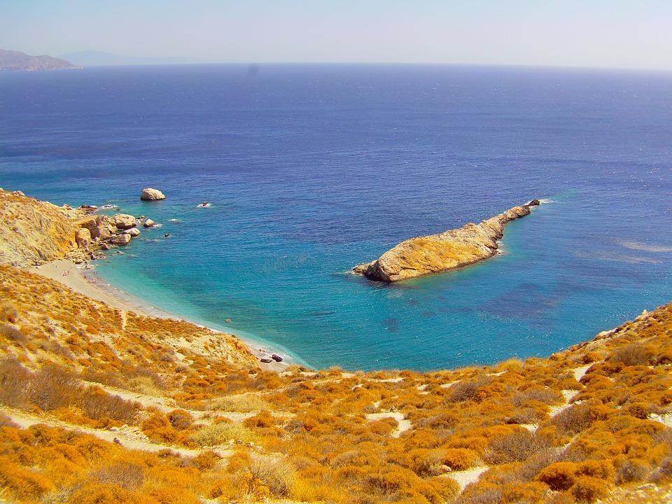 Isole Cicladi: Folegandros