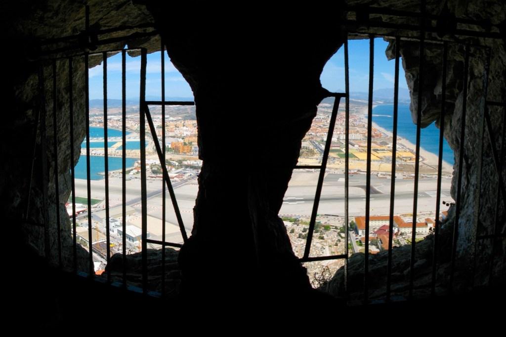 Túneles del Gran Asedio en Gibraltar