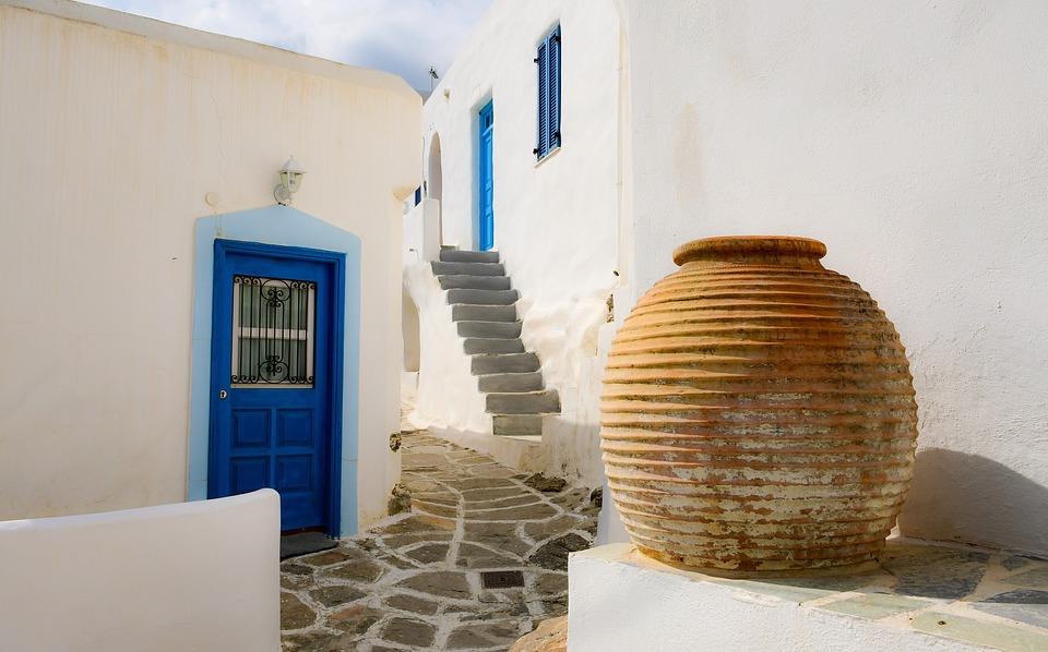 Isole Cicladi: Paros