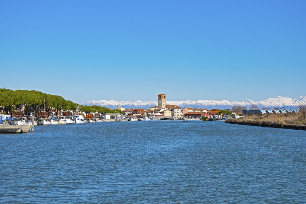 Marano, Costa adriatica
