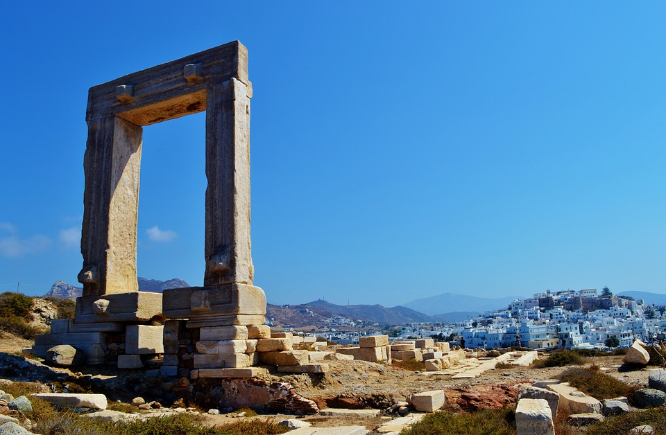 Isole Cicladi: Naxos