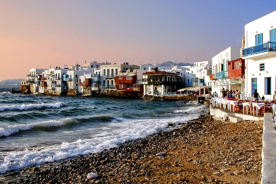Isole Cicladi: Mykonos