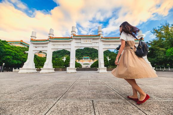台湾 台北 国立故宮博物院