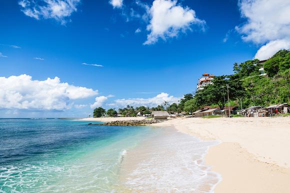 インドネシア バリ島 ビーチ