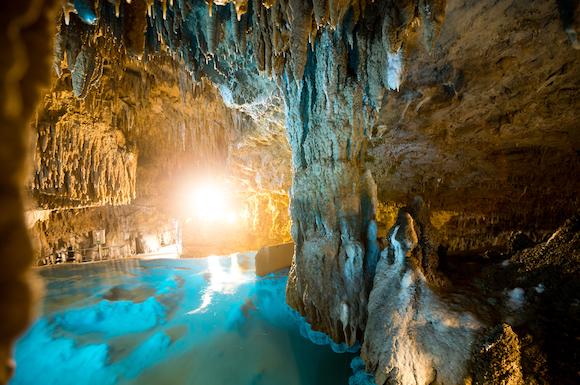 沖縄 玉泉洞