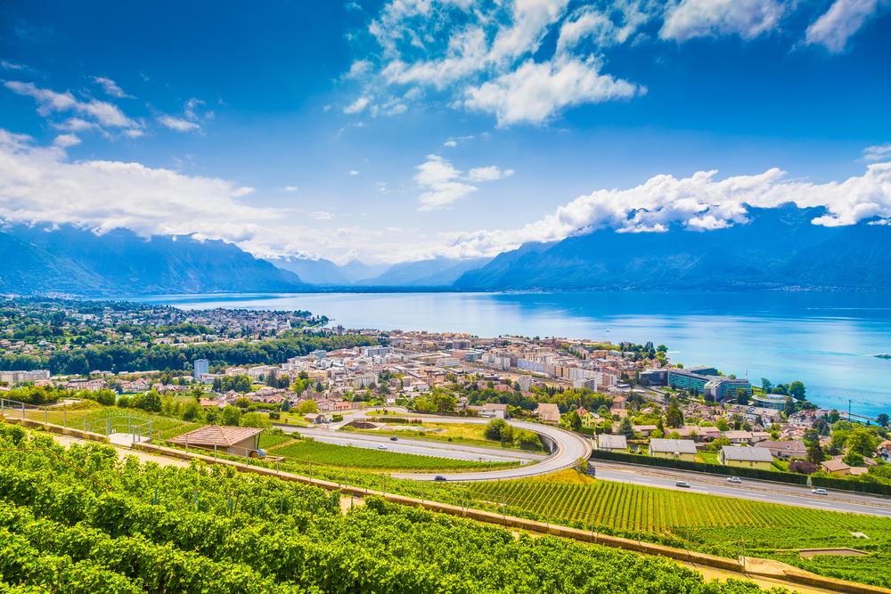今年行くべき旅先トップ10 スイス ヴヴェイ Vevey ワインフェスティバル フェット・デ・ヴィニュロン