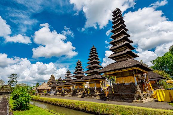 インドネシア バリ島  タマン・アユン寺院