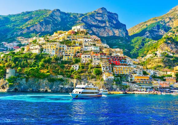 イタリア アマルフィ海岸