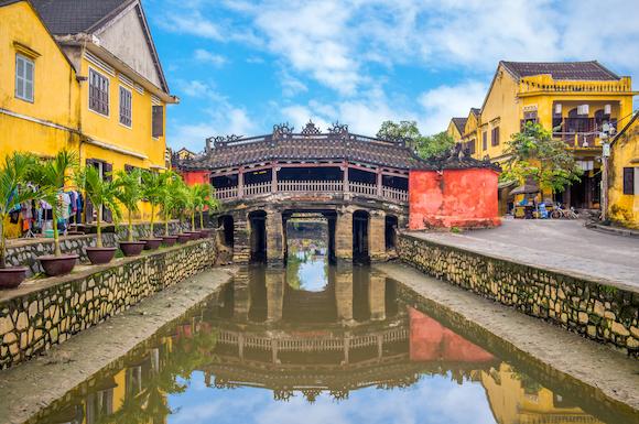 ベトナム ホイアン 来遠橋