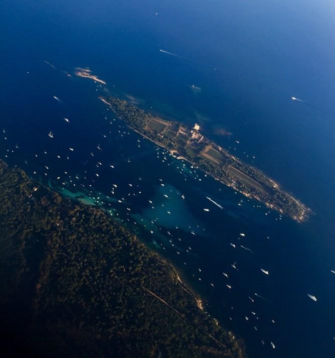 Cosa vedere a Cannes - Isole di Cannes