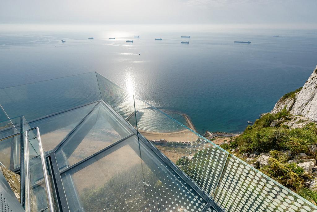 Mirador Skywalk en Gibraltar