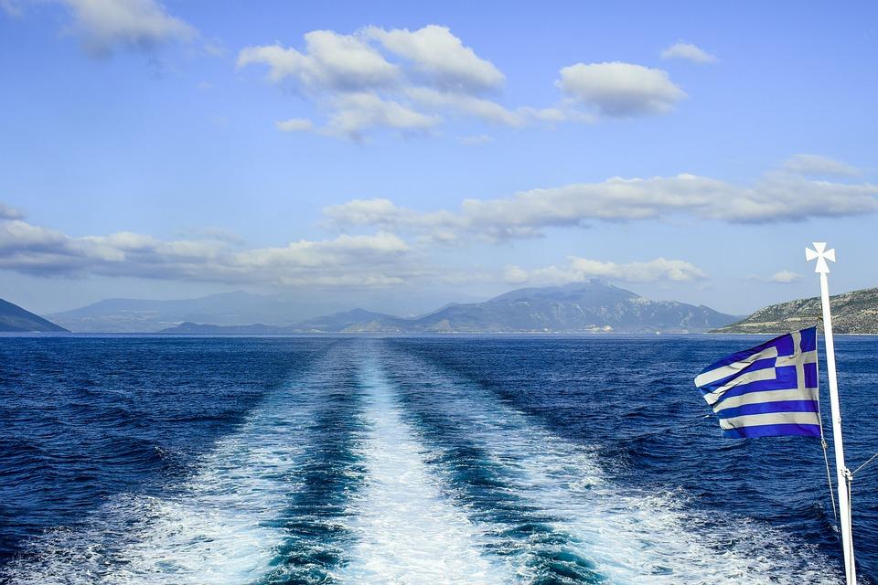 Isole Cicladi: piccole cicladi