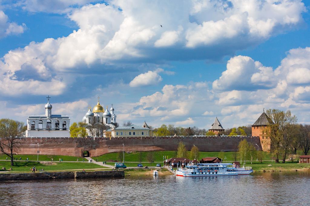Великий Новгород, кремль