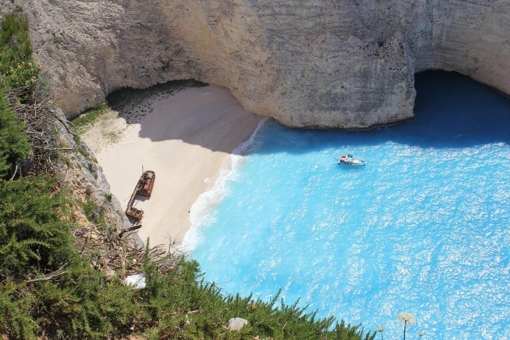 Welche griechischen Inseln kann man direkt anfliegen? Zakinthos (Zakynthos)