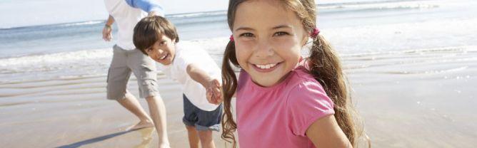 Perhelomat: Lasten kanssa lomalla
