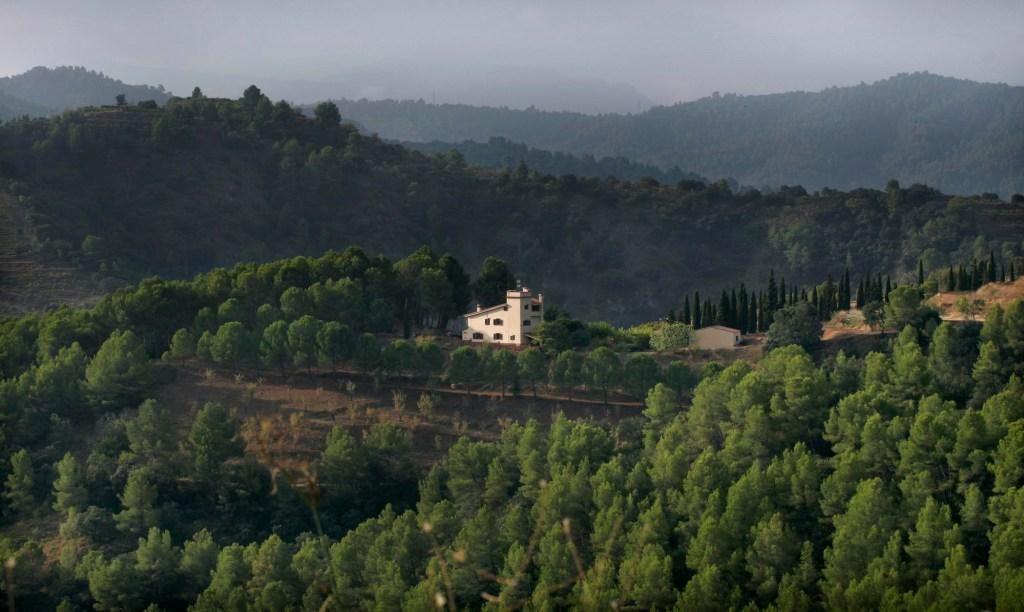Испанский винный регион Приорат. Идеи для путешествий по Испании на авто