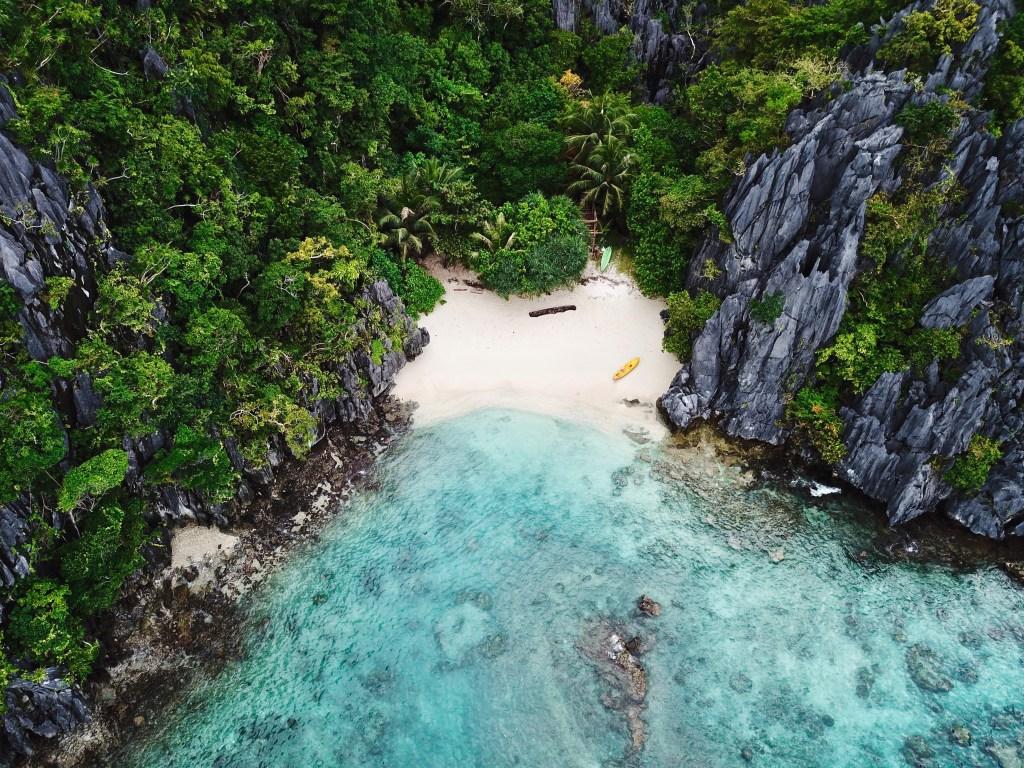 Список самых-самых пляжей на планете —Палаван, Филиппины