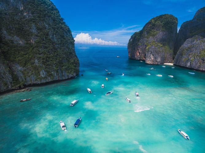 Какой пляж Таиланда — лучший в мире
