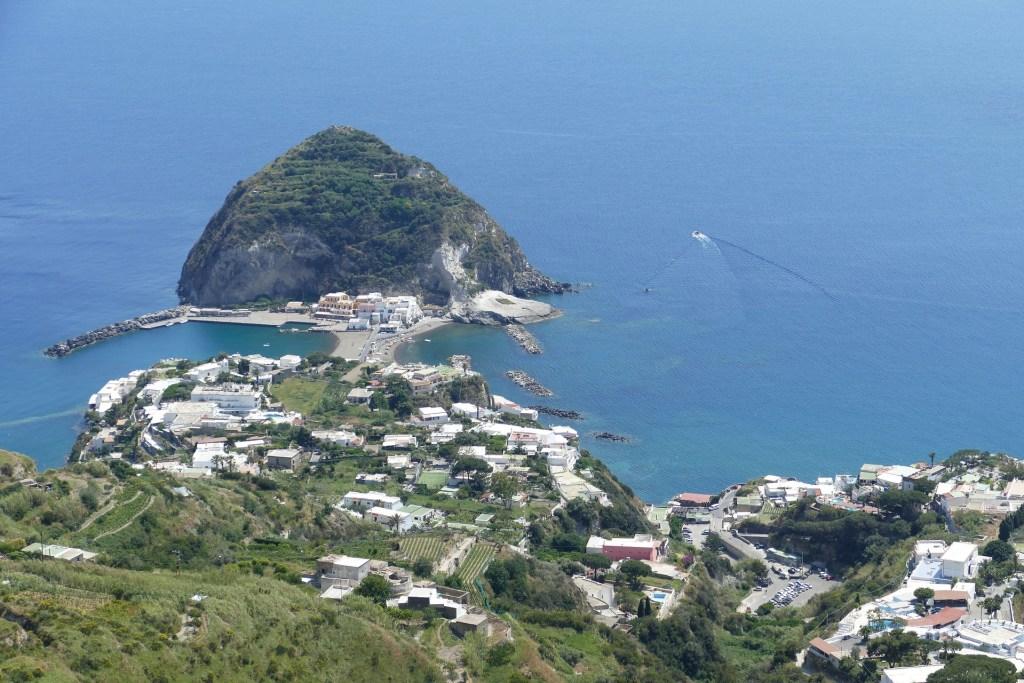 Spiagge di Napoli: Spiaggia di Sant'Angelo a Ischia