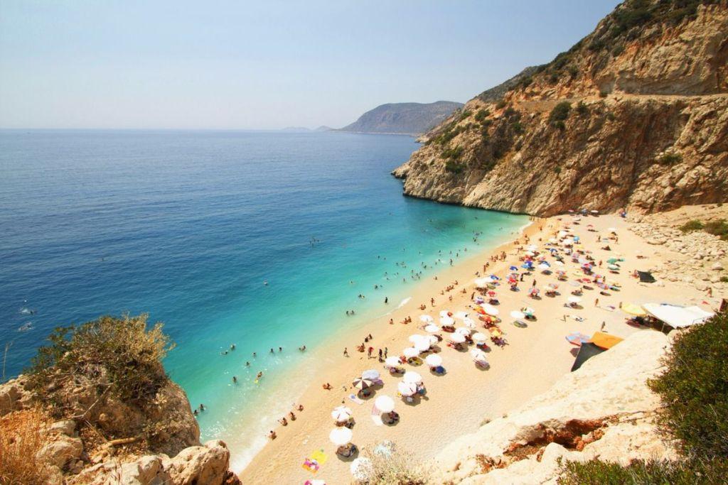 Лучшие пляжи мира —Турция, Капуташ