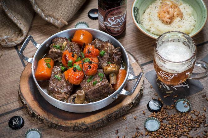 Hamivshala. One of the best restaurants in Eilat