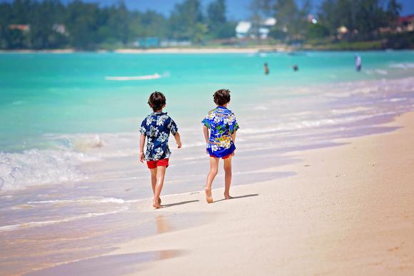 ハワイ ホノルル ビーチ
