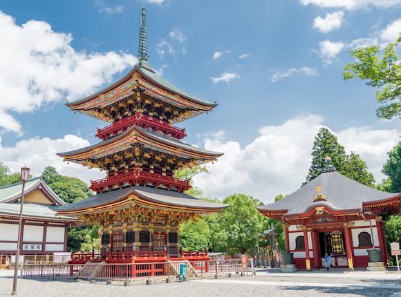 千葉県 成田山新勝寺