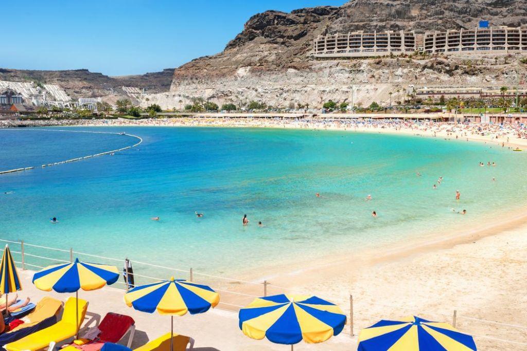 aurinkomatkat Gran Canarialle