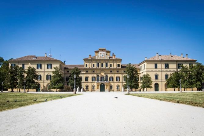 Palacio Ducal de Parma, Italia