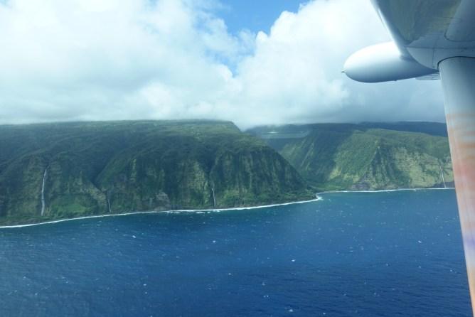 ハワイ島 ワイピオ渓谷