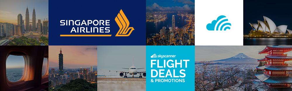 Find great flight deals on domestic flights and international flights at Helloworld Travel.
