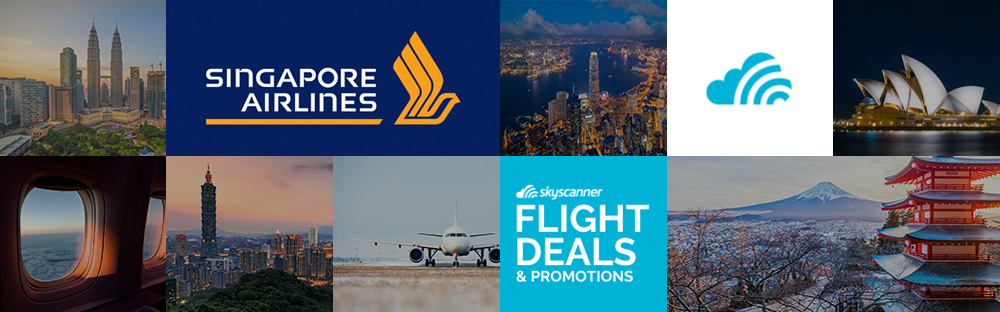 Singapore Airlines Fair Deals And Promotions Skyscanner